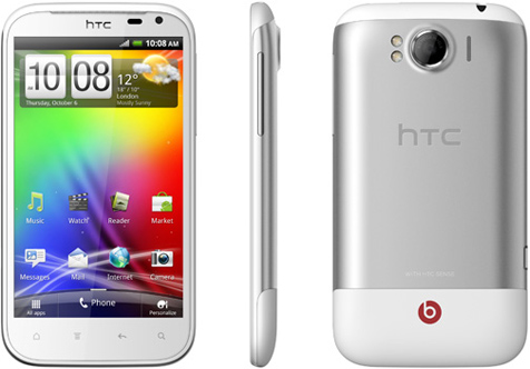Телефон HTC Sensation XL